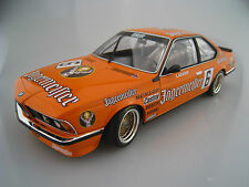 BMW 635 CSi Jagermeister Limited 1002 pc. Minichamps OVP 1:18