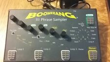 Boomerang III Phaser Guitar Effect Pedal