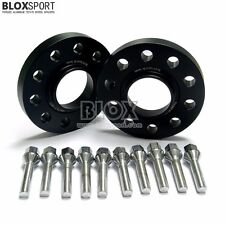2X 20mm Hub Centric Wheel Spacers 5x112 for Mercedes Benz CLK ML CLS C300 C230