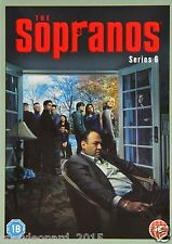 SOPRANOS COMPLETE SERIES 6 DVD Box Set All Episodes Sixth Season New Sealed UK