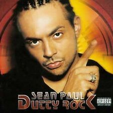 Dutty Rock by Sean Paul (CD, Oct. 2003, Atantic Label)