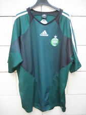 Maillot AS SAINT-ETIENNE Adidas collector shirt les Verts L