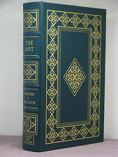1st, signed by author, The Rift by Walter Jon Williams, Easton Press (1999)