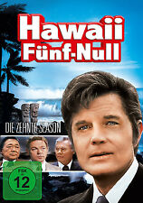 6 DVDs * HAWAII FÜNF-NULL (5-0) STAFFEL / SEASON 10 DAS ORIGINAL -MB # NEU OVP +