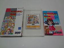 Apple Town Monogatari Nintendo Disk System Japan