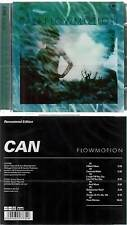 "CAN ""Flow Motion"" (CD) Remastered Edition 2007 NEUF"