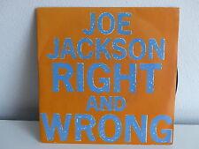 JOE JACKSON Right or wrong 390088 7