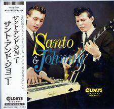 SANTO & JOHNNY-S/T-JAPAN MINI LP CD BONUS TRACK C94