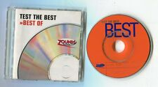 ZOUNDS - 3-INCH-cd PROMO © 2004 - TOTO nits BANGLES mike batt BILL WITHERS