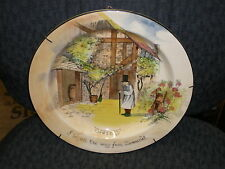 "Vintage 12 1/2"" Royal Doulton GAFFERS Plate"