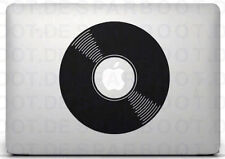Apple MacBook Air Pro + DJ + Aufkleber Sticker Skin Decal + Deejay