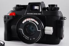 [Near Mint] Nikon Nikonos IV-A Film Camera w/35mm f2.5 Lens From Japan #10062