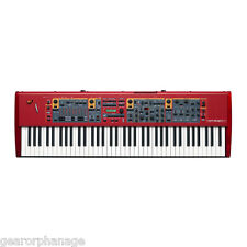 Nord Stage 2 EX HP76 76-Key Stage Piano NAMM Demo AUTHORIZED DEALERS! HP 76