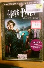 Widescreen Edition HARRY POTTER AND the GOBLET of FIRE DVD Movie New Sealed