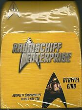 Star Trek Raumschiff Enterprise Classic 1 Deutsche Ausg.  Hartbox Neu OVP Sealed