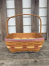 Longaberger 2015 Easter Spring Fling Basket Set Similar To 2013 Easter !