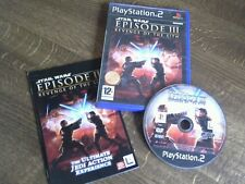 Star Wars Episode III: Revenge of the Sith for Sony PlayStation 2/FREE P&P