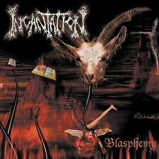 Incantation- Blasphemy Limited Edition CD