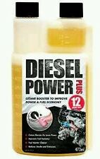 Diesel Power Plus Car,Van,Engine Fuel Additive Injector System Cleaner 473ml