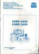 FORD NEW HOLLAND TRACTOR 3435 & 3935 PARTS MANUAL