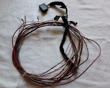 BMW E46 OEM Sunroof Wiring Harness with Connectors Clips Loom Wire Electric