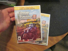 Farming Simulator 15: Gold Edition PC FULL GAME + NEW ENVIRONMENT + NEW VEHICLES