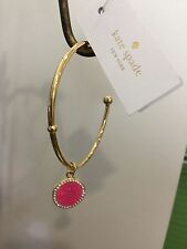 Kate Spade New York All That Glitters Hot Pink Bangle  (Retail $58.00)