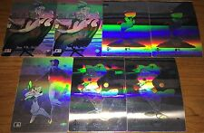 (7) 1990-1992 UPPER DECK Comic Ball Holograms CARD LOT GRIFFEY,PORKY,BUGS,COYOTE