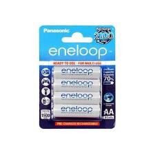 Panasonic Eneloop (Formally Sanyo) AA Rechargeable Batteries x 4