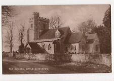 The Church Little Missenden 1929 RP Postcard Swanger Brighton 628a