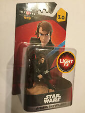Disney Infinity 3.0 FIGURE STAR WARS ANAKIN SKYWALKER LIMITED LIGHT FX SABER EDI
