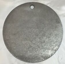 "AR500 10"" X 3/8"" Gong Hanger Steel Shooting Target NRA Action Pistol Plate"