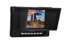MustHD M501H - New 5 inch on-camera Video-assit Field Monitor with HDMI I/O