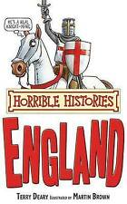 England (Horrible Histories Special),GOOD Book