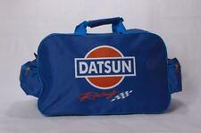 NEU DATSUN REISETASCHE SPORT TASCHE fahne bag Z-Series 280ZX Nissan 1200 Coupe