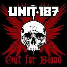 Unit:187 Out For Blood CD Digipack 2010