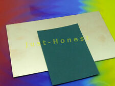 LEITERPLATTE PLATINE 1mm - 160mm x 100mm PCB Einseitig Single side FR4 #A342
