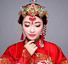 2016 Women Handmade Comb Bridal Wedding Hair Accessory Chinese Style Ancient