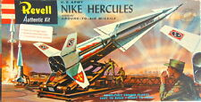 Vintage boxed Revell U.S. ARMY NIKE HERCULES DOUGLAS GROUND-TO-AIR MISSILE kit