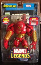 Marvel Legends-Legendary Riders Series! New Toy Biz Hulk Buster Action Figure!