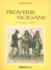 Giuseppe Pitrè: Proverbi siciliani