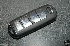 OEM Mazda3, Mazda6 Mazda 3 6 Remote Smart Key Keyless Entry FOB - WAZSKE13D01