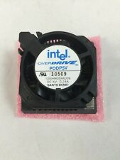 Intel Pentium Overdrive 486 SX DX Upgrade PODP5V Blue Processor 109X4405H6J05