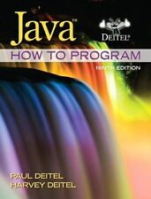 Java How to Program (early objects) (9th Edition)