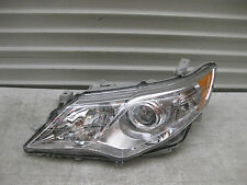 2012-2014 TOYOTA CAMRY LE DRIVER LEFT HEADLIGHT OEM FACTORY COMPLETE TESTED #2