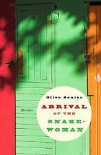 Arrival of the Snake-Woman and Other Stories-ExLibrary