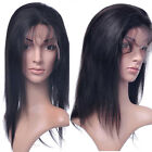 front wig full wigs lace wig 100% remy Indian human hair silky yaki straight