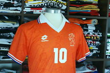 HOLLAND home World Cup 94 shirt - BERGKAMP #8 - Ajax-Arsenal-Inter Milan-Jersey