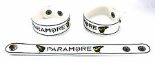 PARAMORE NEW! Rubber Bracelet Wristband Free Shipping Still Into You aa8