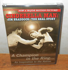 Jim Braddock: Boxing's Real Cinderella Story (DVD, 2005) BRAND NEW, SEALED!